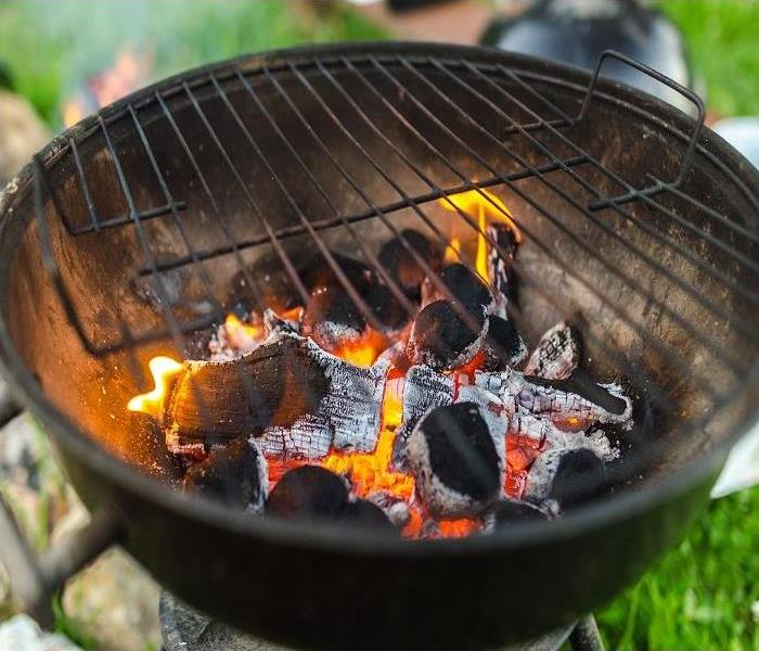 Fire Damage Grilling Safety Tips | SERVPRO® of Gwinnett County South