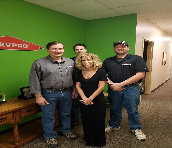 Why SERVPRO Meet our Reconstruction Department