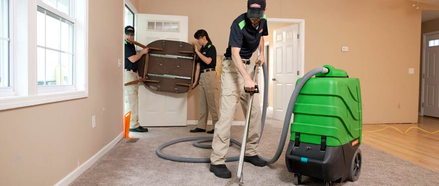 Lawrenceville, GA residential restoration cleaning